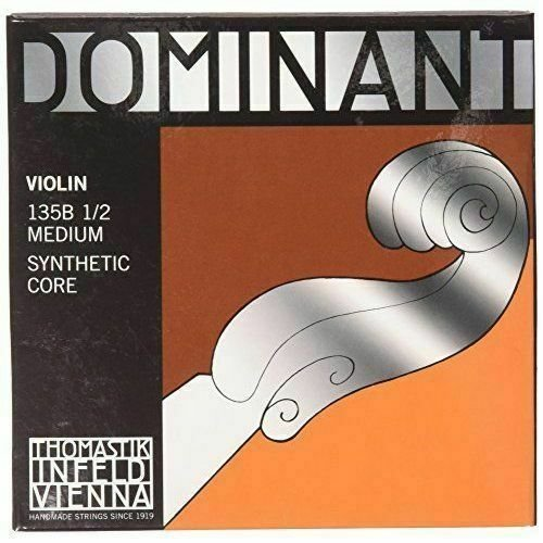 Thomastik 135B12 Dominant Violin 1/2 Set