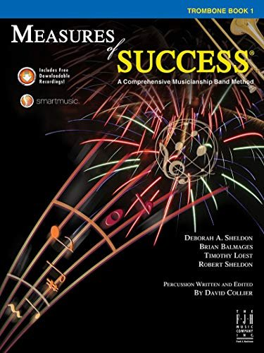 Trombone Measures of Success Book 1