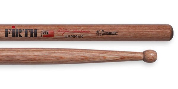 Vic Firth SRH2 Ralph Hardimon Hammer Corpmaster Snare Sticks