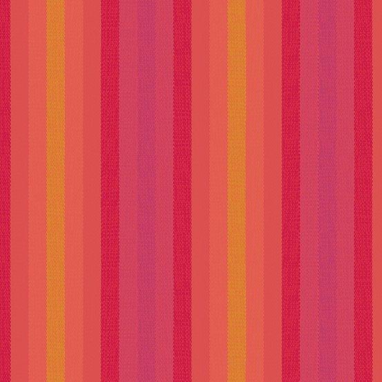 Kaleidoscope - Stripes and Plaids WV-9540-SUNRISE