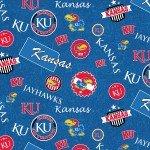 KANSAS JAYHAWKS BLUE