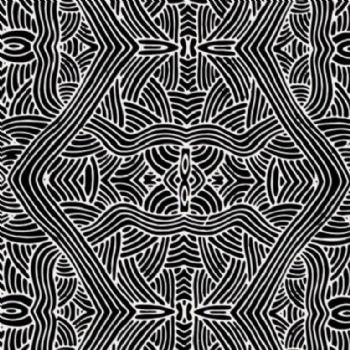 M&S Textiles Untitled Black