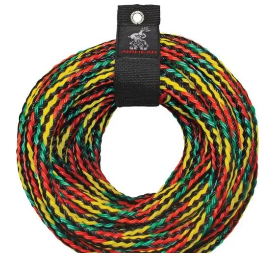 Airhead 4 Rider Towable Tube 60 Foot Tow Rope