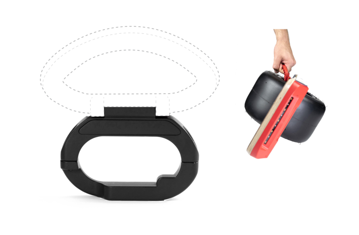 XR mag handle mount
