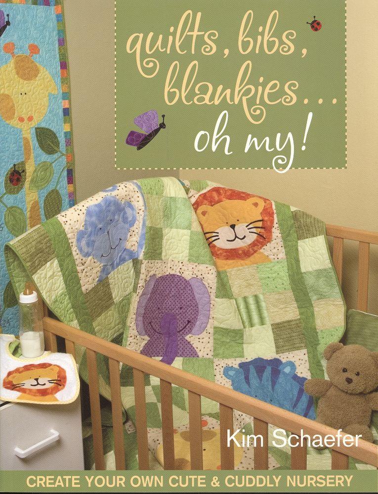 Quilts, Bibs, Blankies oh My