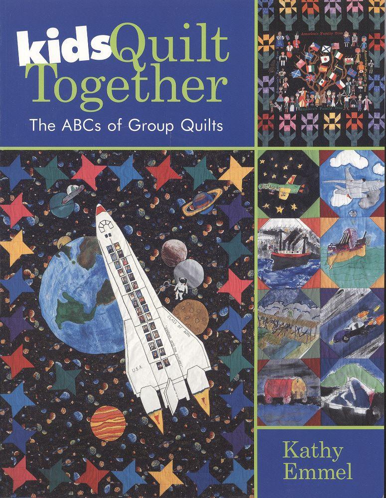 Kids Quilt Together