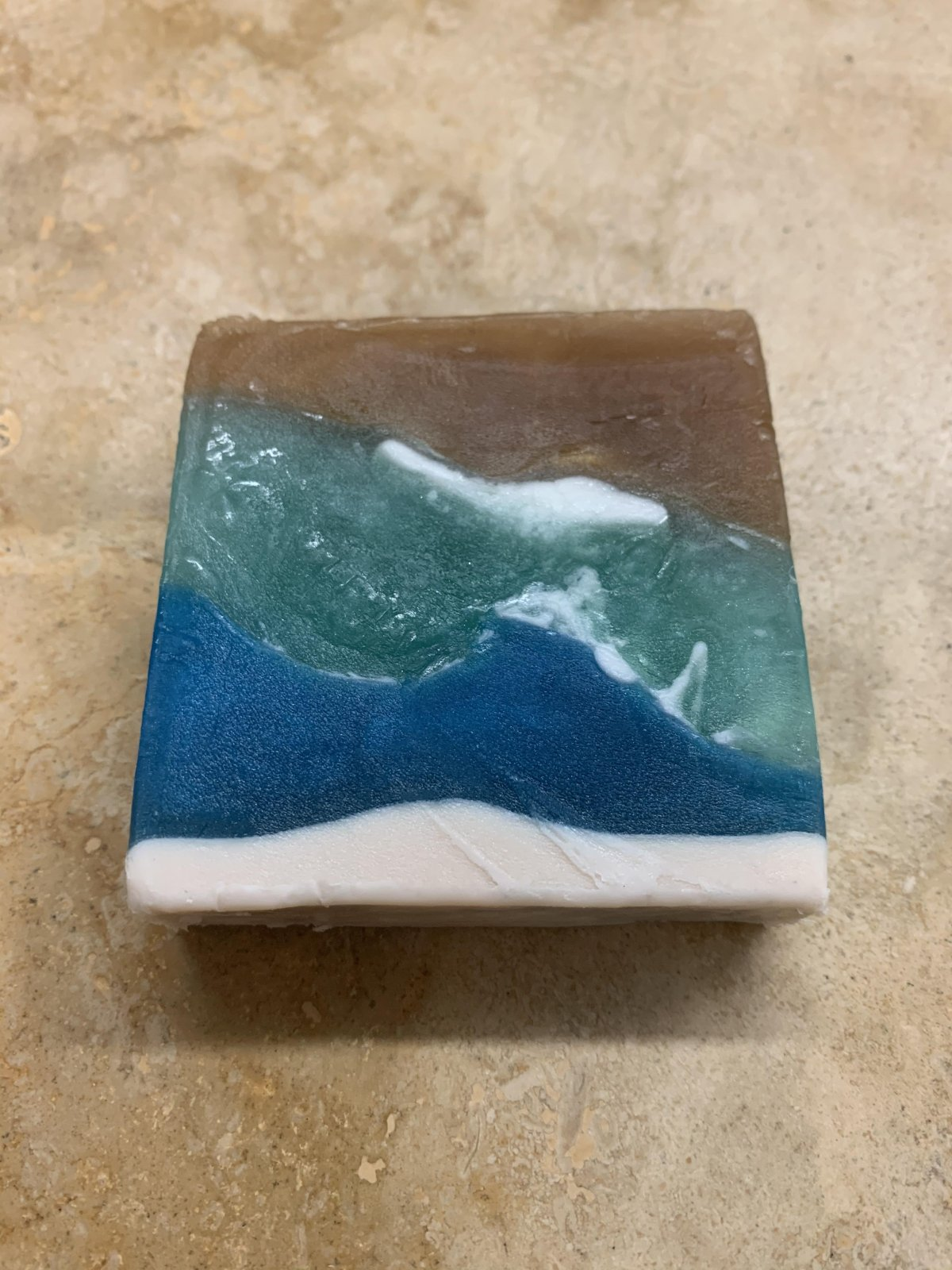 Max's Clean Boy Soap - Black Sea