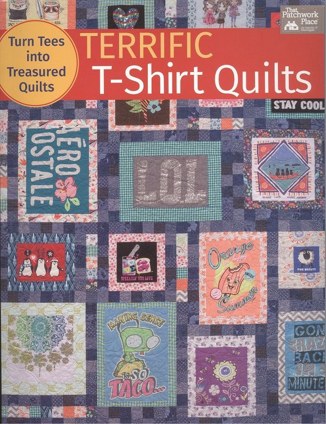 Terrific T-Shirt Quilts