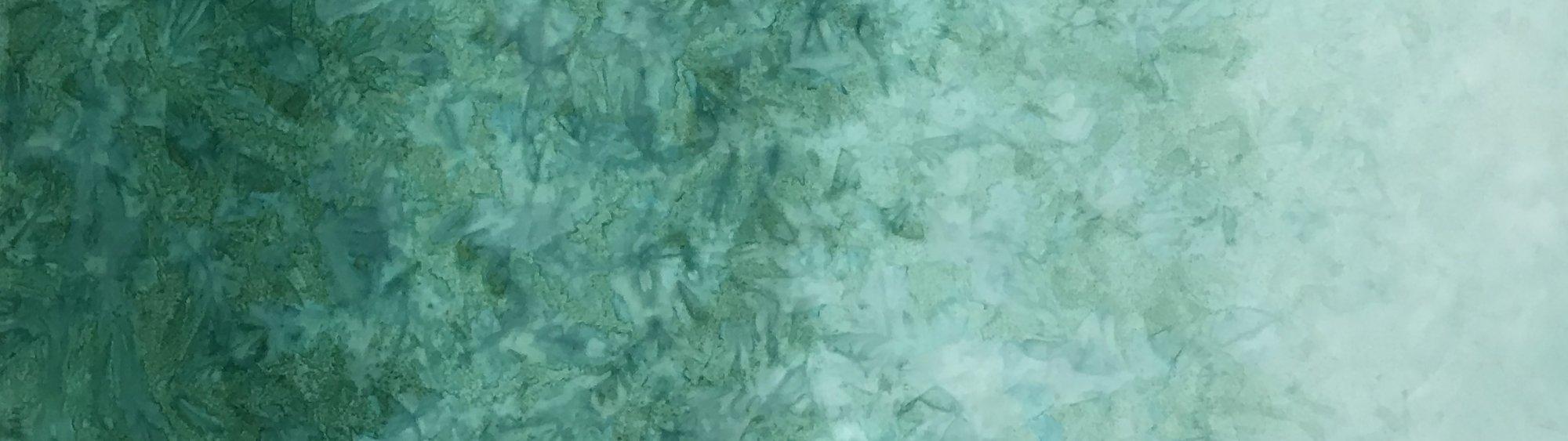 Batik Aqua Ombre
