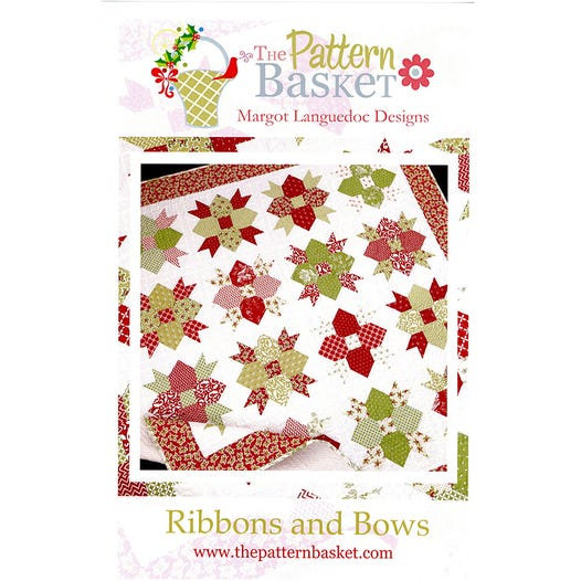 Ribbons and Bows Quilt Pattern by The Pattern Basket