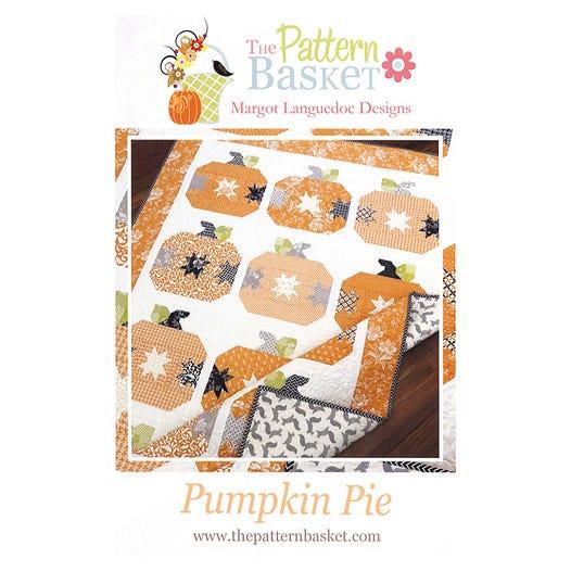 Pumpkin Pie Quilt Pattern by The Pattern Basket