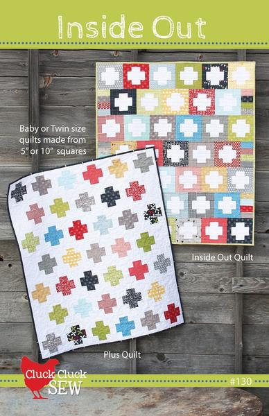 Cluck Cluck Sew Inside Out Quilt Pattern