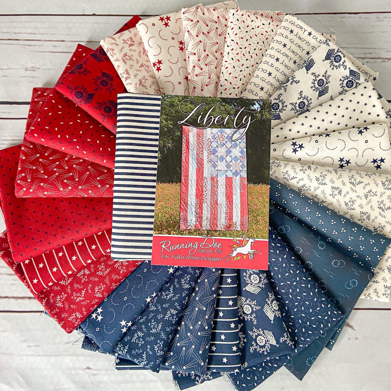 Liberty Quilt Kit
