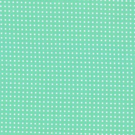 Bright Days Dots Aqua for Robert Kaufman - Fat Quarter