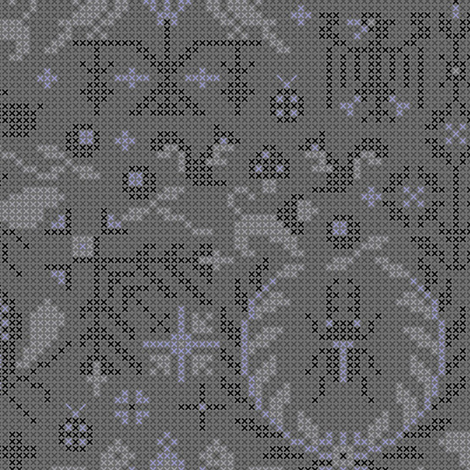 Pepper Menagerie Sun Print 2020 by Alison Glass for Andover Fabrics