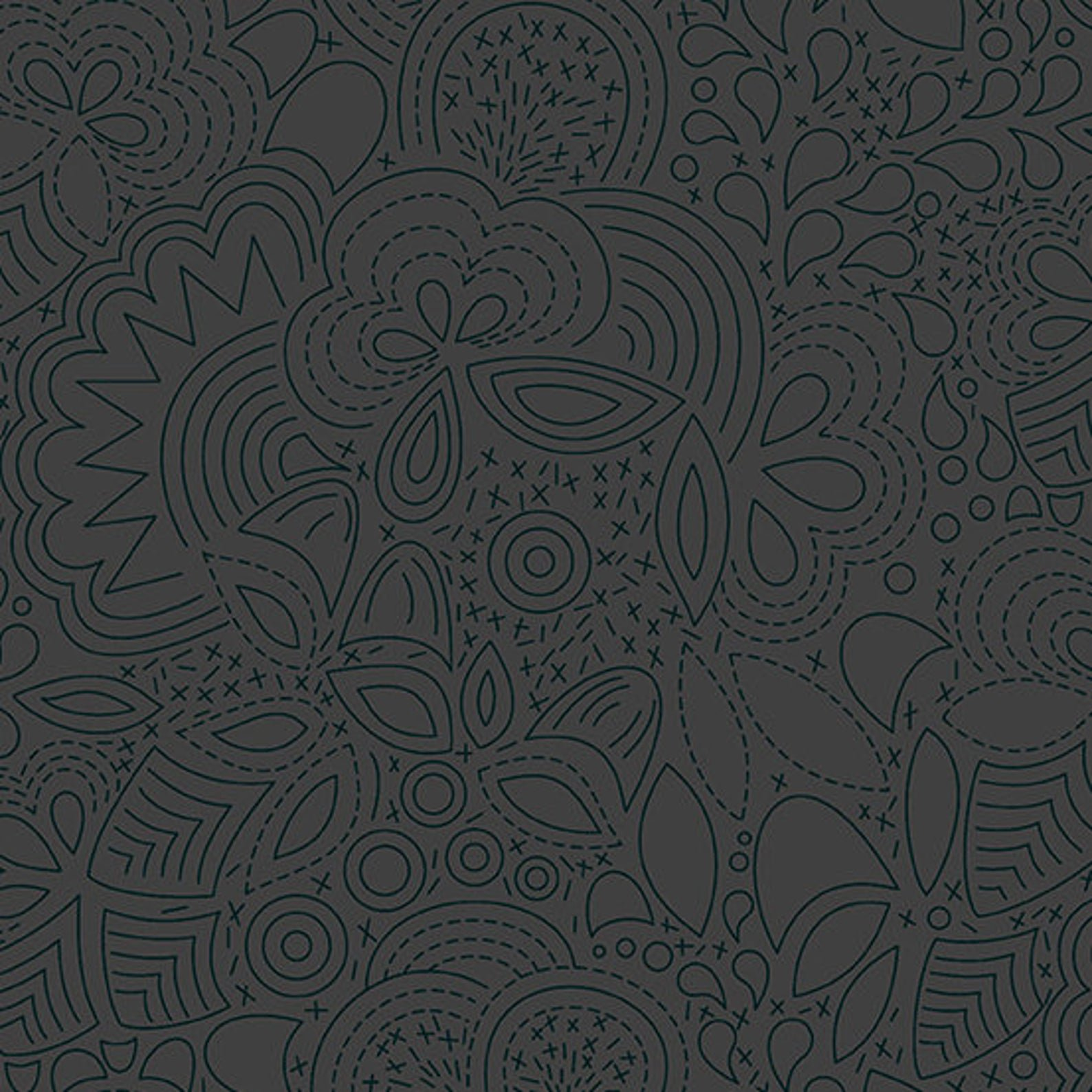 Night Stitched Sun Print 2020 by Alison Glass for Andover Fabrics
