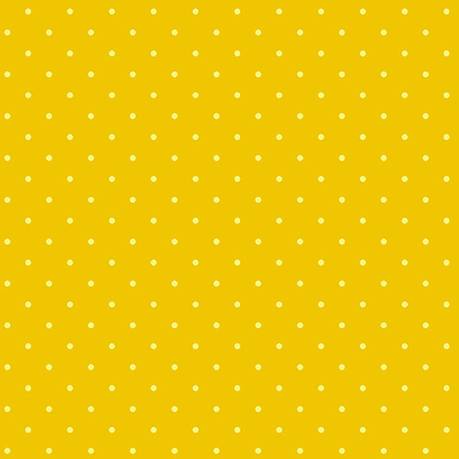 Sunflower Candy Dot by Andover Fabrics