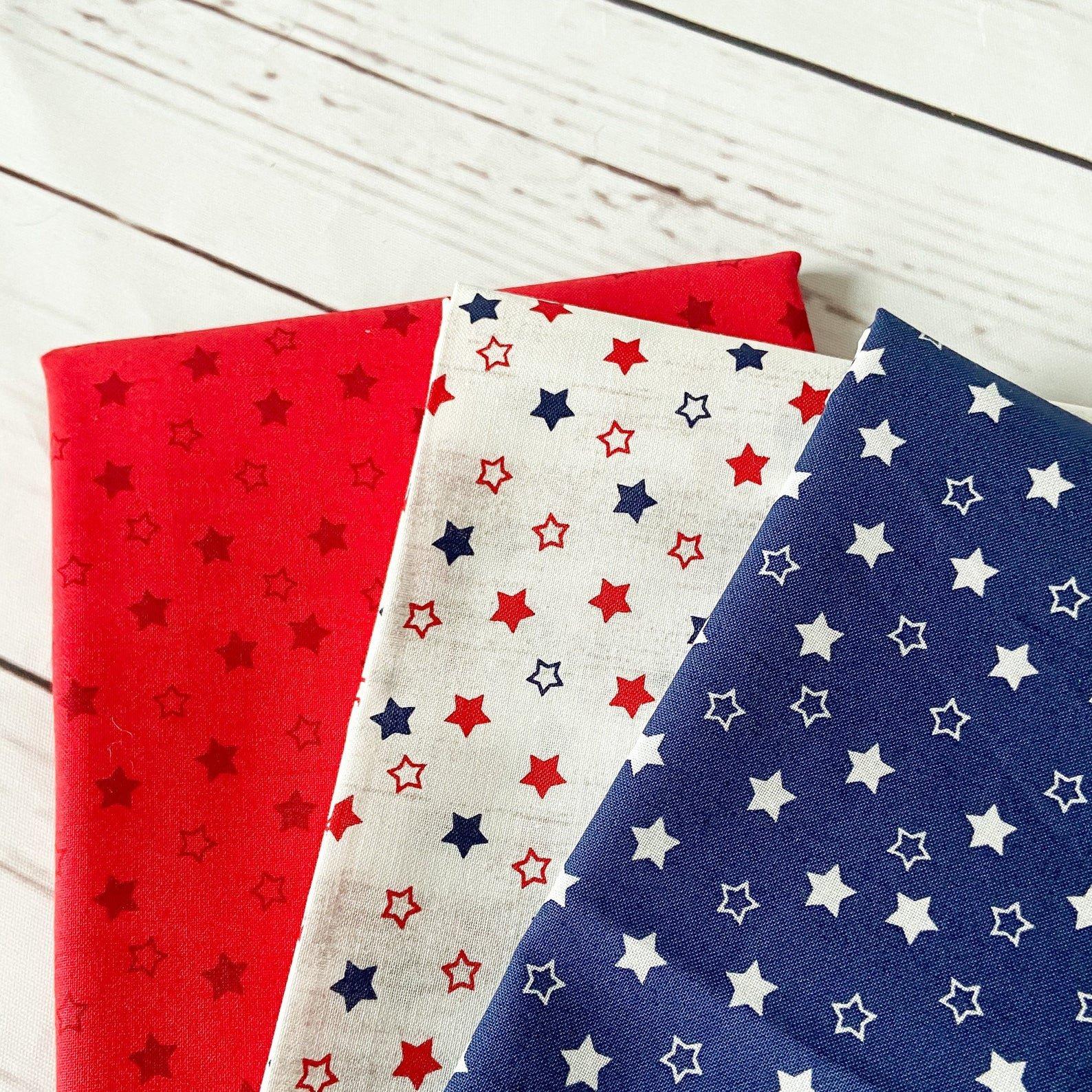 Let Freedom Soar Stars Half Yard Bundle