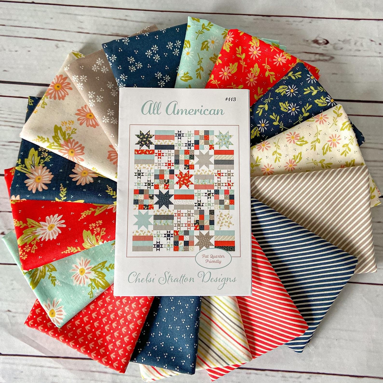 All American Quilt Kit
