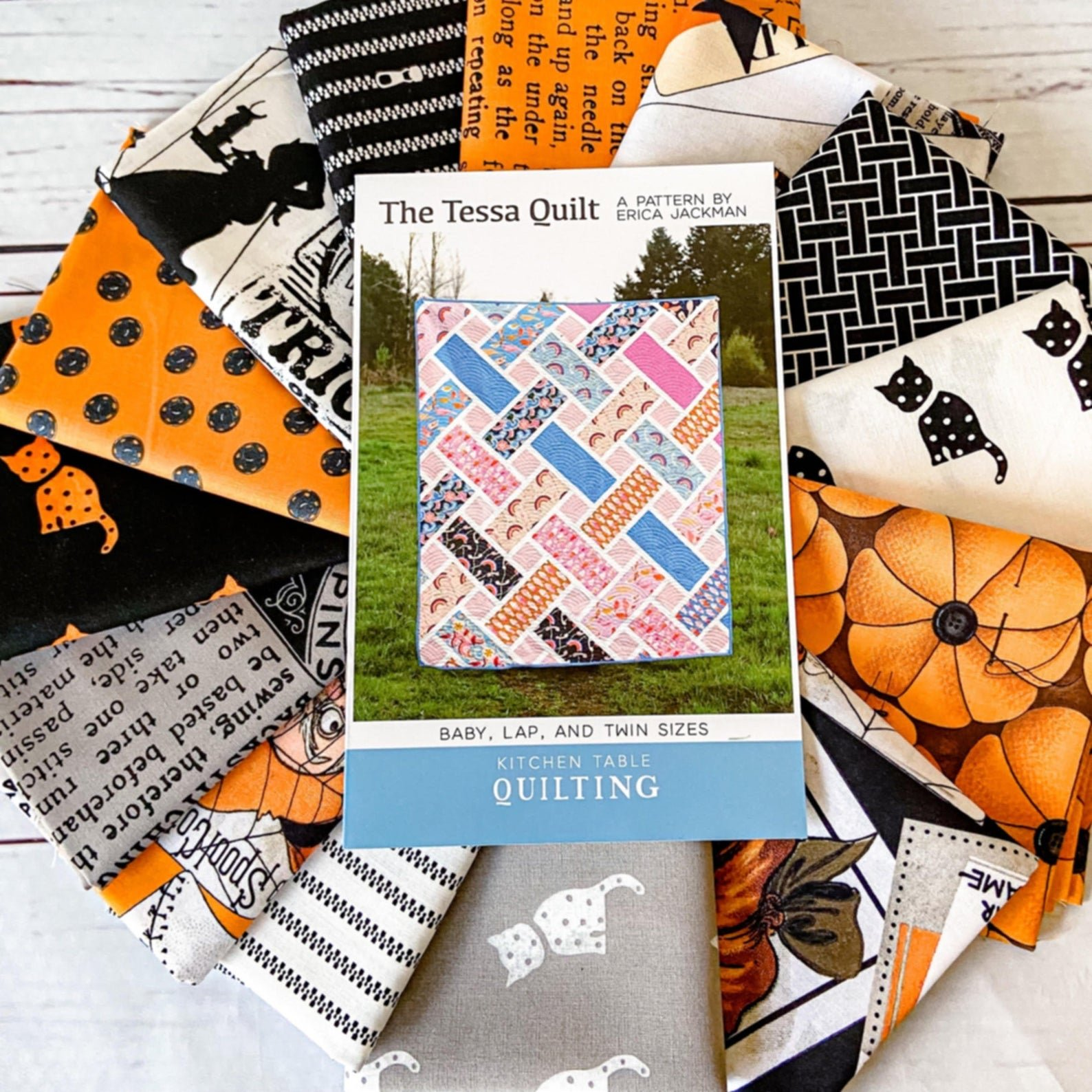 Old Made Quilt Kit