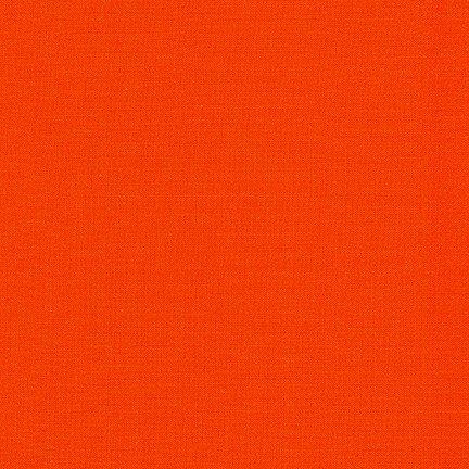 Flame Kona Solid by Robert Kaufman