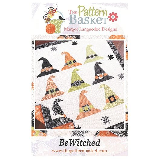 BeWitched Quilt Pattern by The Pattern Basket