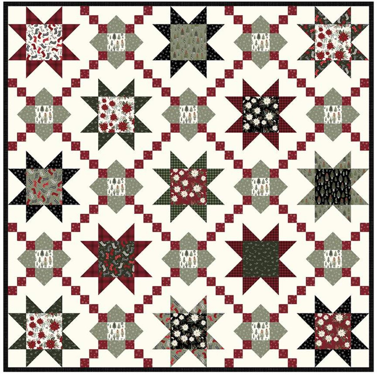 Legacy Quilt Pattern by Primrose Cottage Quilts
