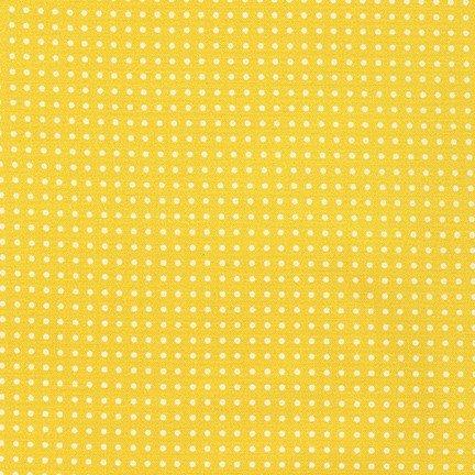 Bright Days Dots Yellow for Robert Kaufman