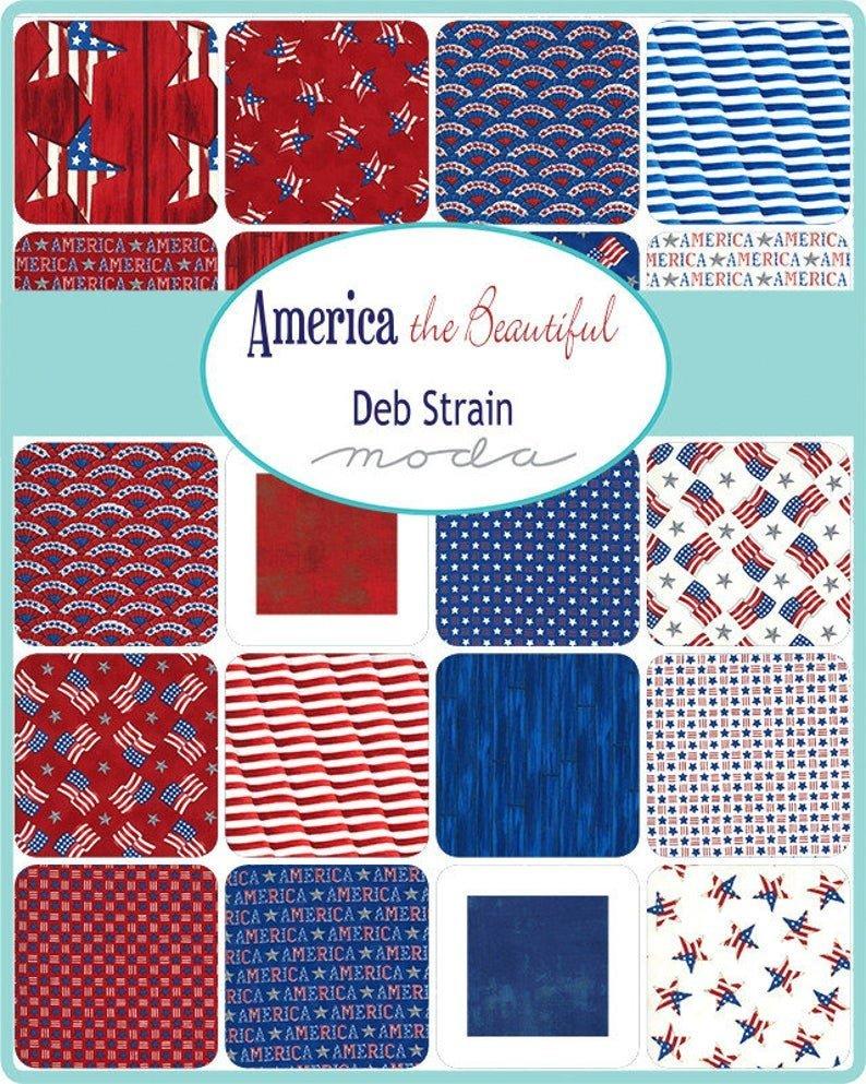 America Beautiful Jelly Roll®