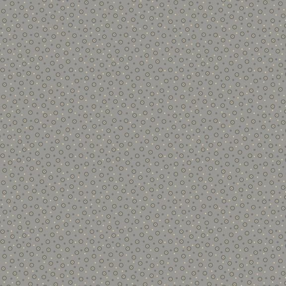 Country Dots Gray