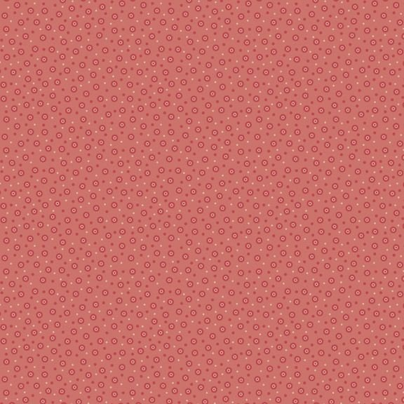 Country Dots Pink