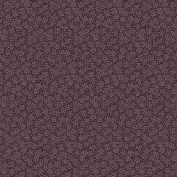 Four Petals Dk Purple