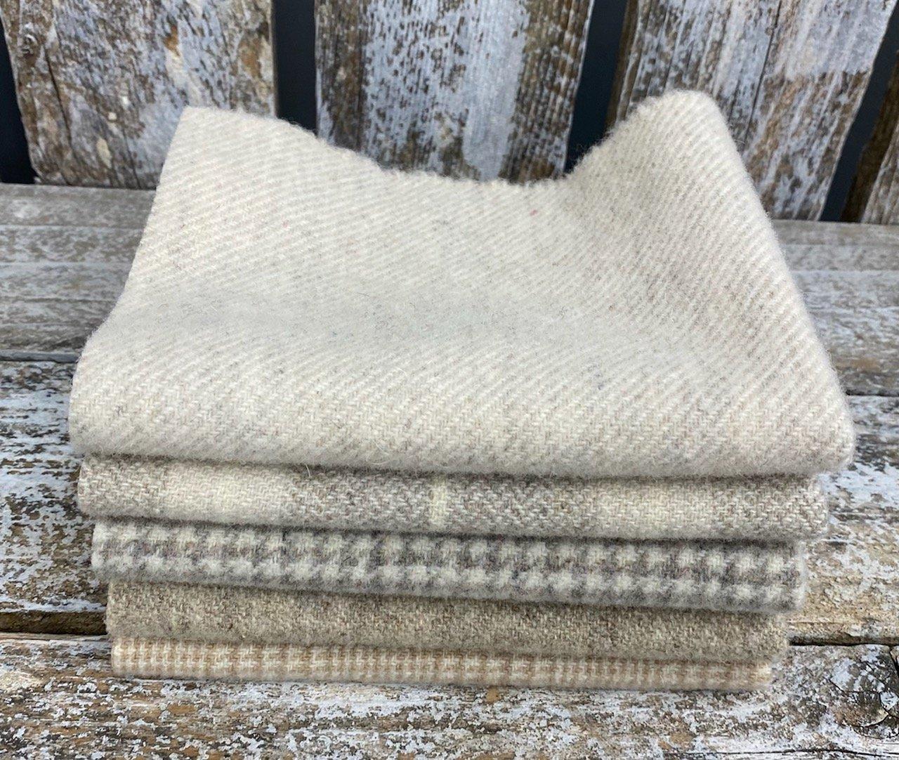 As Is Wool Bundle 1
