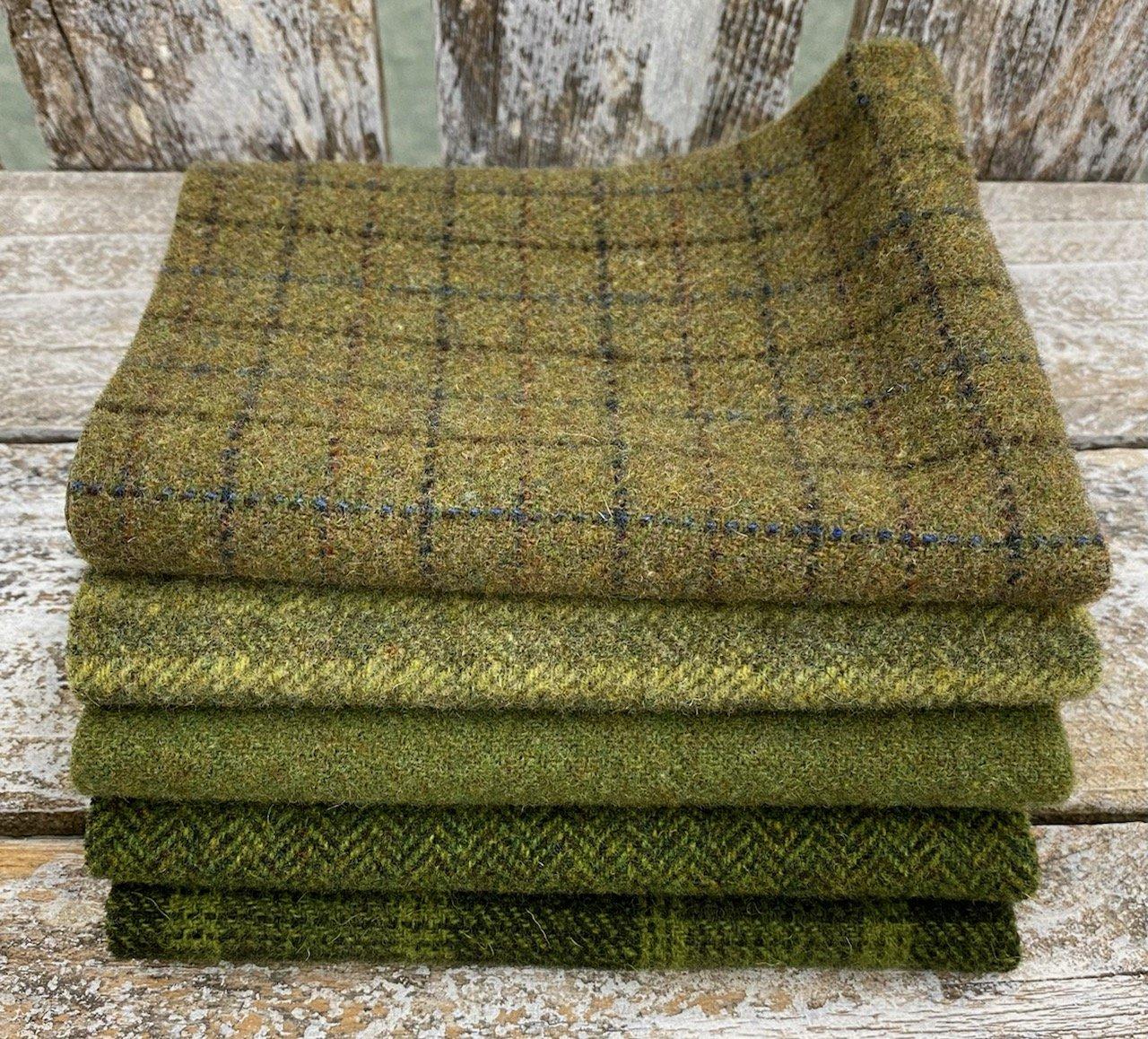 As Is Wool Bundle 4