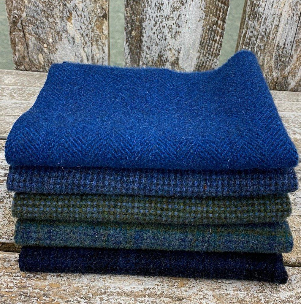 As Is Wool Bundle 5