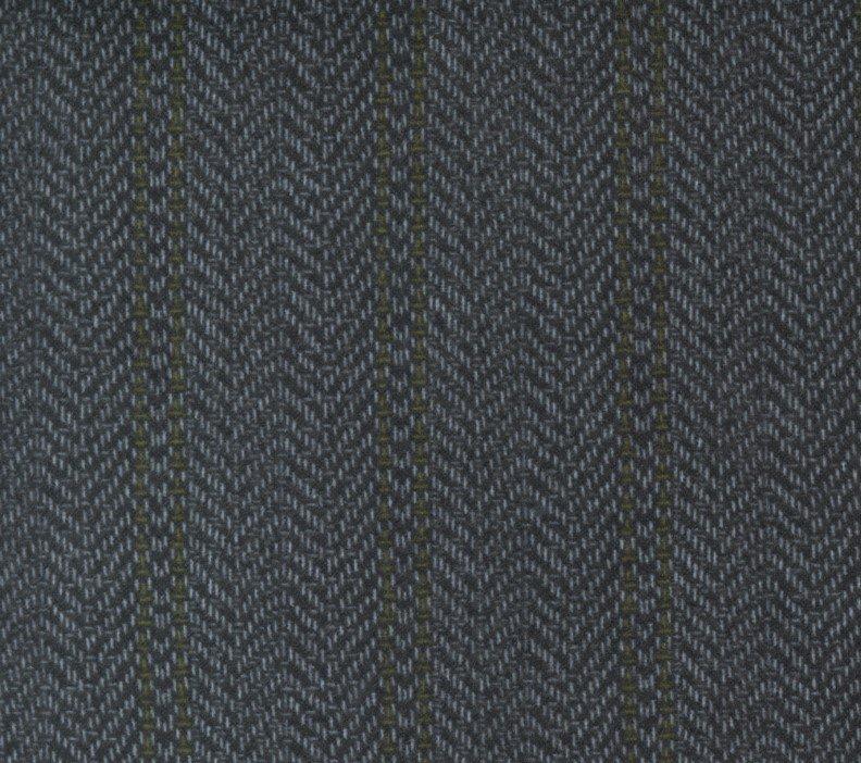 Yuletide Gatherings Coal Moda Flannel Black