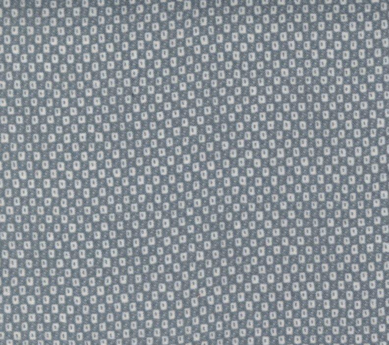 Yuletide Gatherings Sleigh Moda Flannel Grey