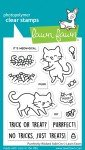 Lawn Fawn Clear Stamps 3X4-Purrfectly Wicked Add-On