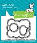 Lawn Cuts Custom Craft Die-How You Bean? Mint Add-On