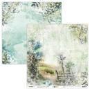 Jenine's Mindful Art New Awakening Dbl-Sided Cardstock 12-NR