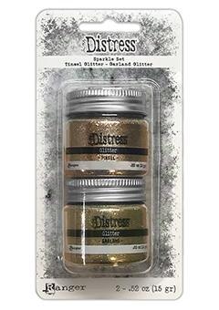 Tim Holtz Distress® Holiday Sparkle Set