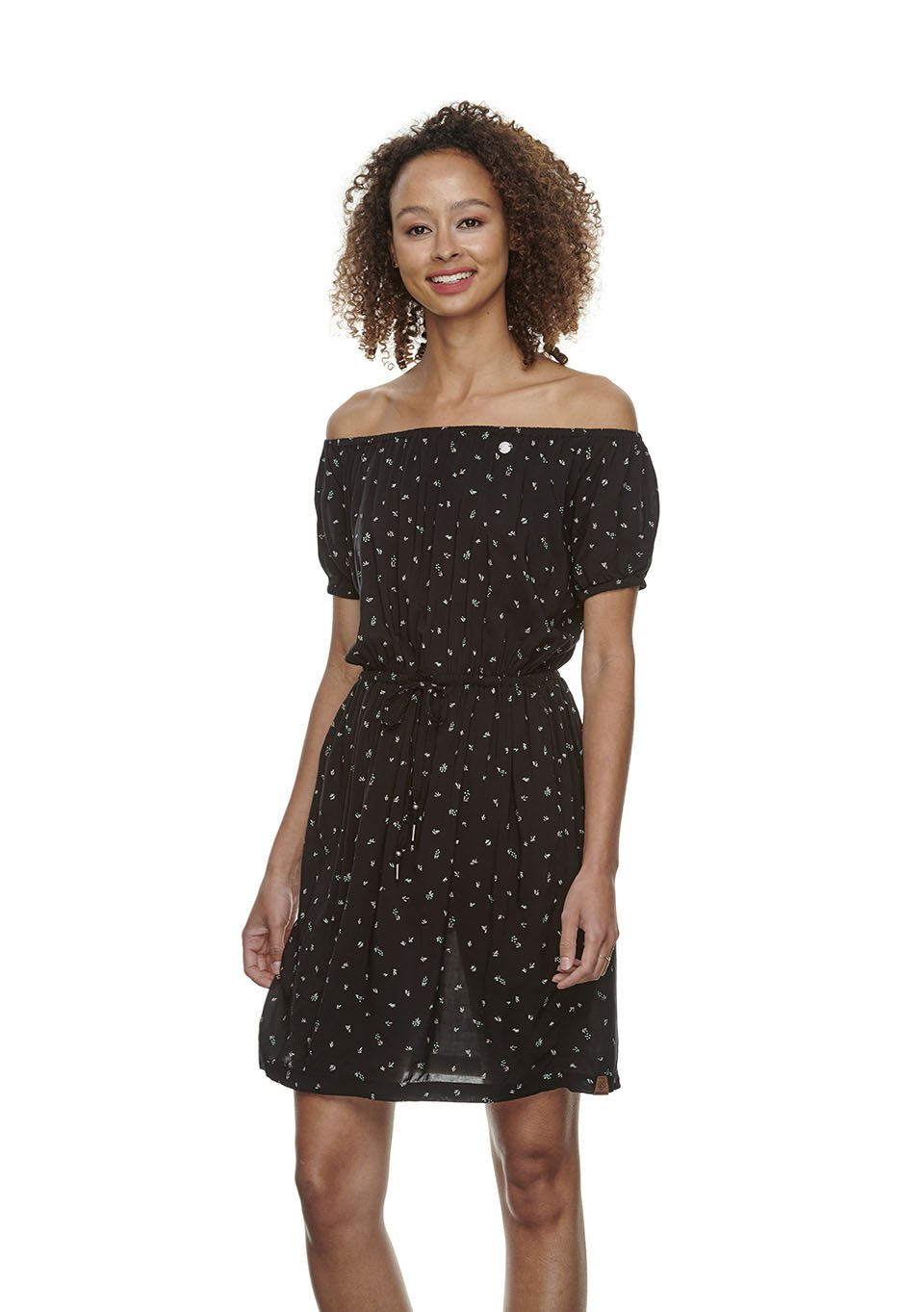 MARGITT DRESSES-BLACK