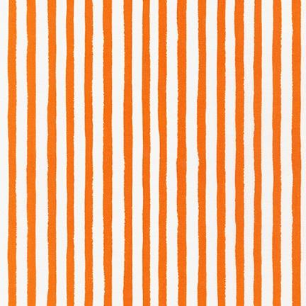 Dots and Stripes Delights Orange stripes