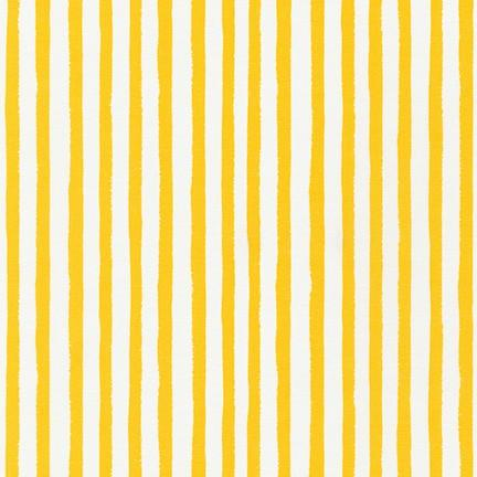Dots and Stripes Delights (yellow)