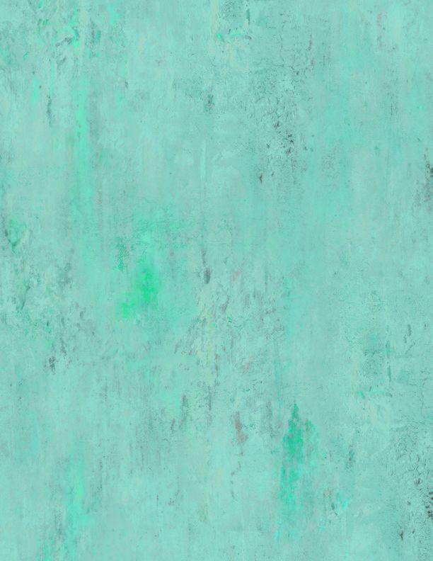 Essn Vintage  Texture -  Turquoise