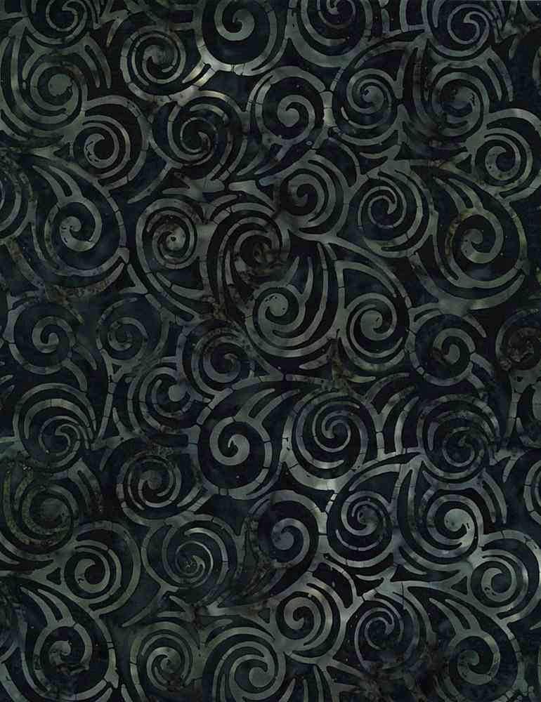 Timeless Treasures - Tonga Noir