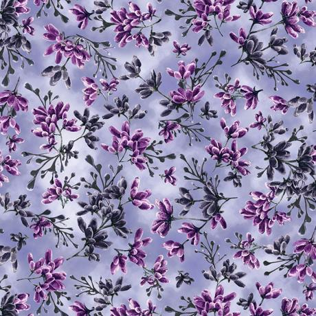 QT-Simone- Flower buds violet