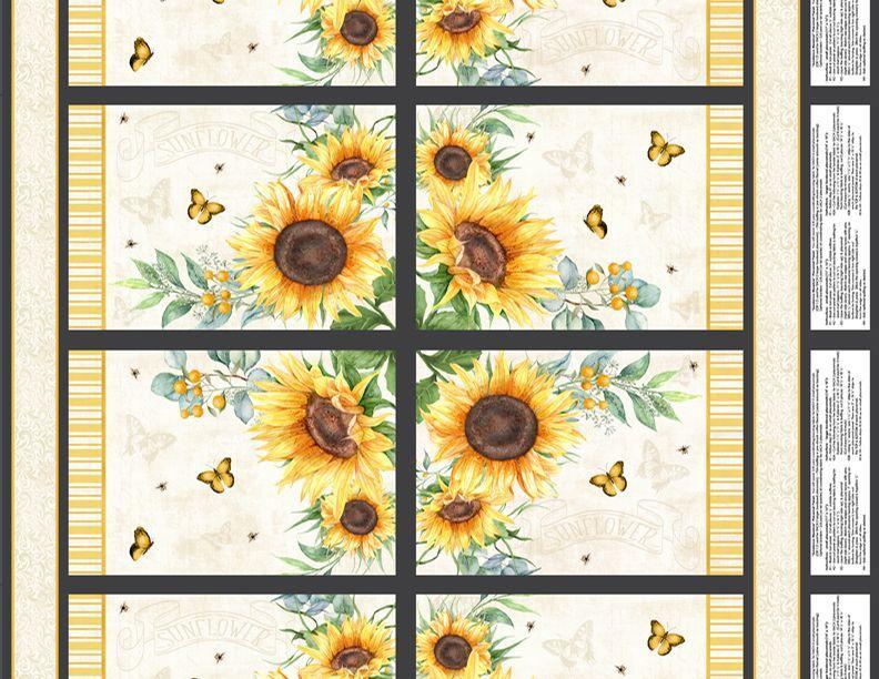 Wilmington Prints-(sundance Meadows) panel