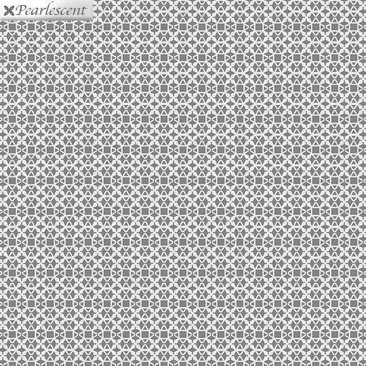 Shimmery Lattice Gray ( shimmer and shine)