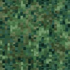 Ombre squares- 1649 Olive